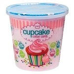 Cupcake Cotton Candy Tub -18ct