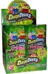 Dare Devils Extreme Sour Candy - 18ct
