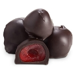 Dark Chocolate Cherry Cordials - 10lbs