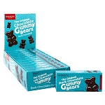 Dark Chocolate Gummy Bears Theater Box -12ct