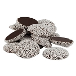 Dark Chocolate Maxi Nonpareils - 10lbs