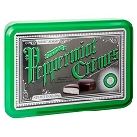 Dark Chocolate Peppermint Cremes Tin - 6ct
