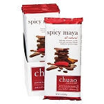 Dark Chocolate Spicy Maya Bar - 12ct