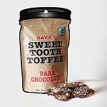 Dark Chocolate Toffee Pouch - 12ct