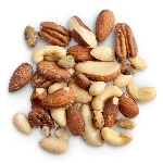 Deluxe Mix Nuts - Roasted and Salted - 15lbs