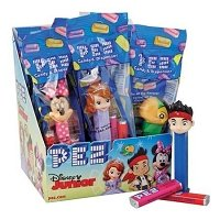 Disney Jr. Assorted PEZ Dispensers - 12ct