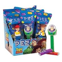 Disney Toy Story PEZ Dispensers - 12ct