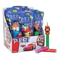 Disney World of Cars Assorted PEZ Dispensers - 12ct