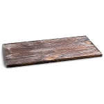 Distressed Wood Shelves - 12