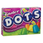 Dots Easter Candy Box - 12ct
