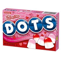 Dots Valentines Theater Box - 12ct