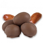 Double Dipped Chocolate Peanuts 1lb - 18ct
