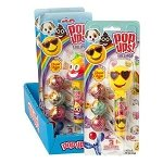 Emoji Pop Up Blister Packs - 6ct