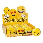 Emoticandy Lemon Sour Tins - 18ct