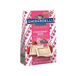 Extra Small Strawberry Bark Bag - 24ct