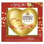 Ferrero Rocher Hollow Heart Gift Box - 6ct