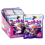 Fettuccine Gummy Grape Peg Bag - 10ct