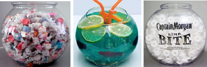 Plastic Fish Bowl Uses