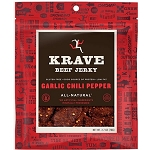 Garlic Chili Pepper Beef Jerky - 2.7oz. - 8ct