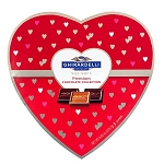 Ghirardelli Large Heart Box - 6ct