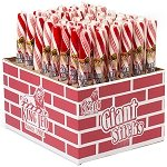 Giant Peppermint Sticks - 48ct