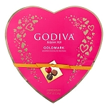 Chocolate 9 Piece Heart Box - 6ct