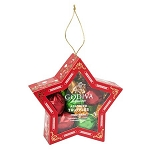 Godiva Star Ornament w/Truffles - 6ct
