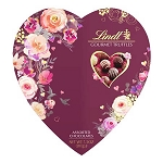 Gourmet Truffles Heart Box - 6ct