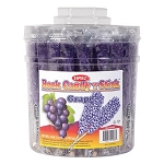 Grape Rock Candy Tub - 36ct