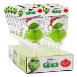 Grinch Holiday Lollipops - 12ct