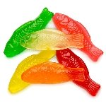 Gummi Fish Assortment - 20lbs