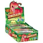 Gummi Pet Dinosaur - 24ct