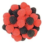 Gummi Raspberries - 5lbs