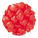 Gummy Cherry Hearts - 5lbs