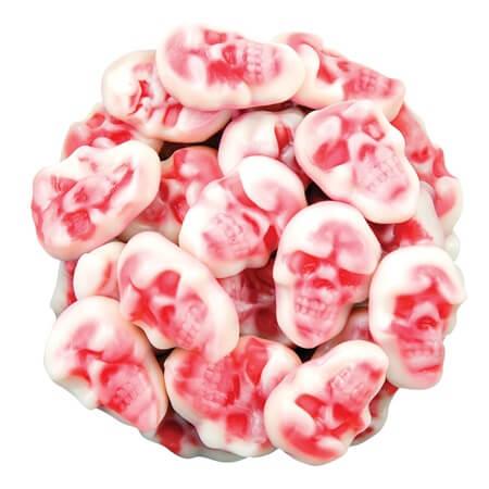 Gummy Skulls Filled Skull Shaped Candy Skull Halloween