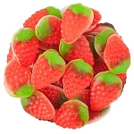 Gummy Strawberries & Cream - 20lbs