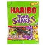 Gummy Twin Snakes Bag - 12ct