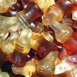Gummy Happy Cola Bottles - 5lbs