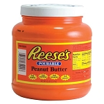 Reeses Pourable Peanut Butter Topping - 4.5lbs