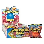 Jelly Belly Wrecking Ball Jawbreaker - 12ct