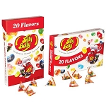 Jelly Belly Jumbo 20 Flavor Box - 6ct