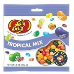 Jelly Belly Tropical Mix Peg Bag  - 12ct
