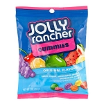 Jolly Rancher Gummies Peg Bag - 12ct