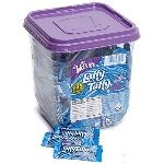 Blue Raspberry Laffy Taffy Jar - 145ct