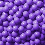 Single Color Sixlets - Lavender