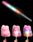 LED Cotton Candy Cone - 50ct