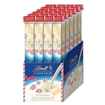 Lindt Peppermint White Chocolate Stick - 24ct