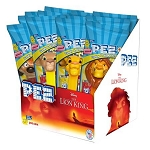 Lion King PEZ Dispensers