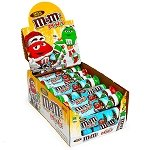 M&M Mini Christmas Mega Tubes - 24ct