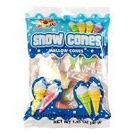 Mallow Snow Cones Peg Bags - 12ct
